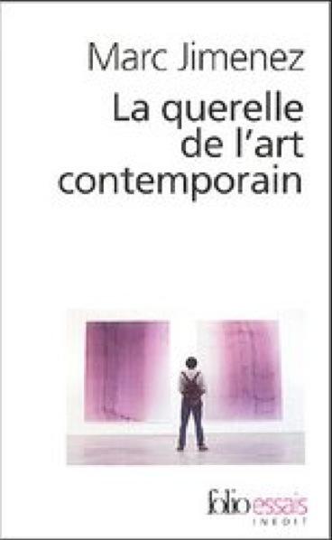 La création artistique face aux nouvelles technologies - directionMarc Jimenez (2007) | Arts Numériques - anthologie de textes | Scoop.it