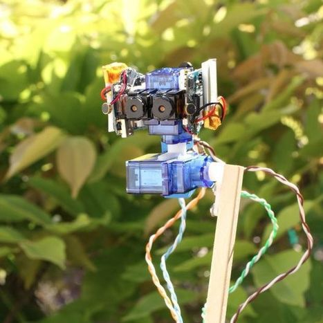 Binocular Robot Head a Stereoscope Camera | Open Source Hardware News | Scoop.it