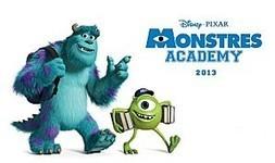 Cinéma: Monstres Academy - Bande-Annonce (video) | cotentin webradio Buzz,peoples,news ! | Scoop.it
