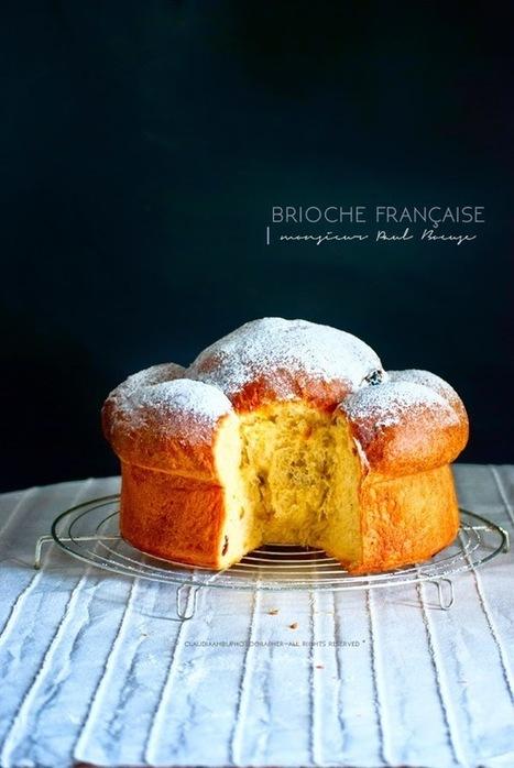 Votre majesté, la Brioche. | Breads of the World | Scoop.it