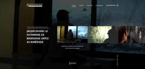 [ARTICLE CLIC] La Région Bourgogne présente sa Galerie numérique, ensemble d'outils innovants dans 7 lieux de patrimoine et sur internet | Clic France | Scoop.it