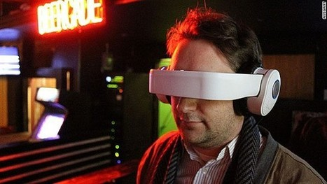 Meet Glyph, a headset that beams video into your eyes | Cool New Tech | Scoop.it