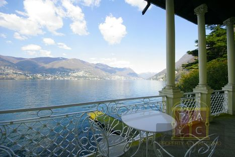 Waterfront Villa in Como just in front of Grand Hotel Villa D'Este | Tips for Lake Como Property buyers & Vacationers | Scoop.it