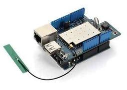 Yun Shield compatible with Arduino IDE Arduino Leonardo UNO Mega2560 Duemilanov   Raspberry Pi   Scoop.it