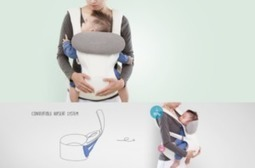 Samsung wants to help you monitor your baby's health with it's new smart carrier | Digital Health | Scoop.it
