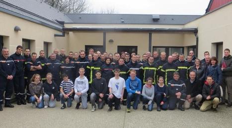 Un exercice grandeur nature pour 60 pompiers à Balleroy-sur-Drôme | MFR Normandie | Scoop.it