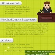 Paul Duarte & Associates Infographics | Visual.ly | Professional Help Tips | Scoop.it