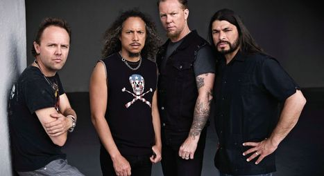 Metallica à Rock Werchter 2014! | Articles divers | Scoop.it