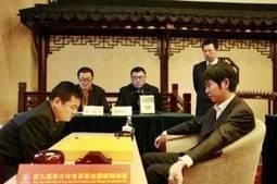 Huge kill: Lee Sedol vs Qiu Jun | Go, Baduk, Weiqi ~ Board Game | Scoop.it