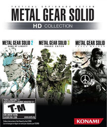 Metal Gear Solid HD Collection | video game collectibles | Scoop.it