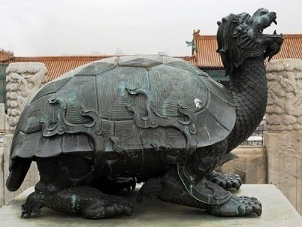 La Tortuga en la Mitología China | Fantasía Oriental: Dioses y dragones del la Antigua  China | Scoop.it