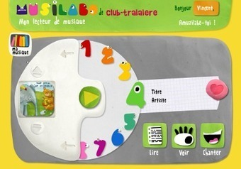 MusiLabo : nouveau lecteur musical pour les enfants | Futur en Seine 2012 | Radio 2.0 (En & Fr) | Scoop.it