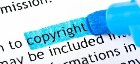 Understanding Copyright vs. the Creative Commons | K-12 Copyright Resources | Scoop.it