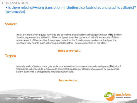 Translation and Localization Quality: It's All the Little Things | Translation Memory | Scoop.it