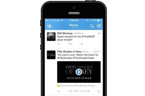 Twitter Tests Video Ads Following Facebook's Rollout | Online Marketing Tools and Tips | Scoop.it