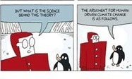 The talking penguin's guide to  climate change   Climate change challenges   Scoop.it