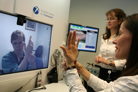 Payers, telehealth vendors getting value out of partnerships | World Wide Telemedicine | Scoop.it