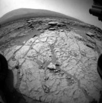 Curiosity sur Mars : La dernière photo prise par le rover | About Curiosity... | Scoop.it