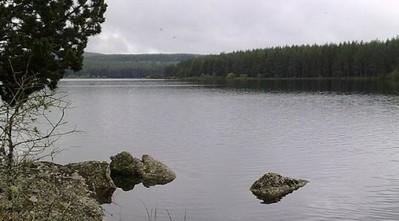 Parcours : Le lac de Charpal / Charpal lake   Margeride   Scoop.it