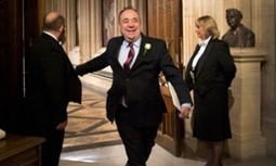 Alex Salmond challenges Tories' plan for English votes for English laws | My Scotland | Scoop.it