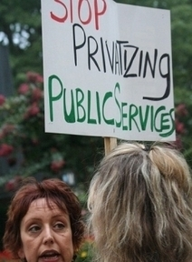Privatizing Government Services Doesn't Only Hurt Public Workers - Working In These Times | THE POOR AND THE BIBLE or Jesus causing class warfare? The causes of the poor is the obligation of government | Scoop.it