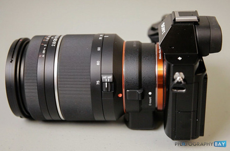 10 Features That Make the Sony A7 and A7R Excellent Full Frame Video Cameras | PIXELS | Scoop.it