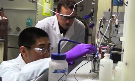 Chemists Accidentally turn Carbon Dioxide to Ethanol in breakthrough Study | Technology in Business Today | Scoop.it