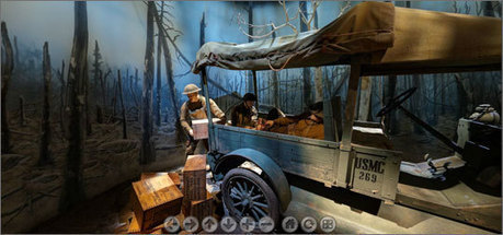 National Museum of the Marine Corps Virtual Experience | Web 2.0 for Education | Scoop.it