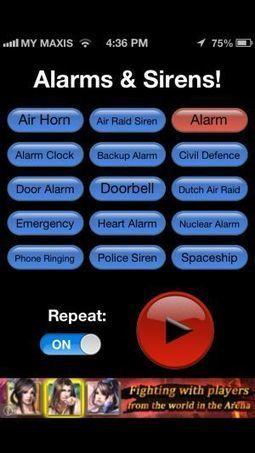 Smartphone apps to keep you safe | Safe kids | Scoop.it