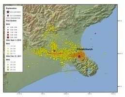 Magnitude 6.1 - SOUTH ISLAND OF NEW ZEALAND | A2 4B issue evaluation Christchurch Earthquake | Scoop.it