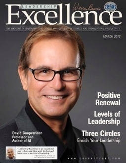 David Cooperrider On Leveraging Strengths To Build Great Organisations - The Positive Spirit | Art of Hosting | Scoop.it