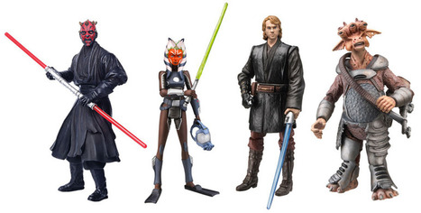 Hasbro's Star Wars Toys for 2012   All Geeks   Scoop.it