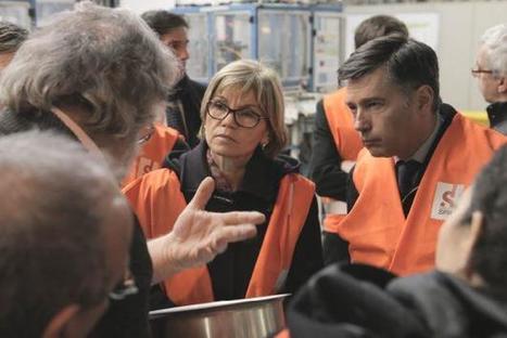 SEB et l'Industrie du Futur - Actualités Economiques, Echo des Communes | Usine Numérique de Rhône-Alpes | Conception, simulation, prototypage | Scoop.it