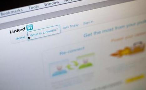 Les réseaux sociaux professionnels, des atouts pour l'emploi - 20minutes.fr | JOB DIGITAL | Scoop.it