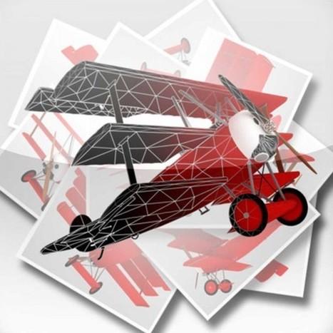 Cómo convertir fotografías en modelos 3D con Autodesk 123D Catch | Aurasma | Scoop.it