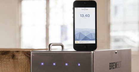 Brewbot Uses Your iPhone to Help You Brew Beer   Retirement   Scoop.it