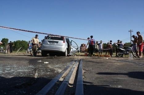 En territorio pampeano: 21 víctimas fatales entre rutas provinciales y nacionales | La Provincia | Scoop.it