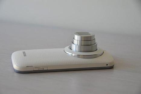 Samsung Galaxy K Zoom, análisis | Soy un Androide | Scoop.it