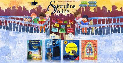 StoryLineOnline, maravillosa colección de cuentos en vídeo | Educacion, ecologia y TIC | Scoop.it