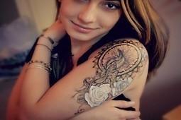 Shoulder Tattoos - Tattoo Designs and Ideas   Tattoo designs   Scoop.it