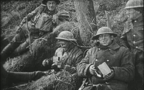 Newly restored footage gives unique insight into WW1 - Telegraph   Preserve and Share Home Movies   Scoop.it