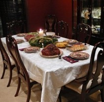 Top 10 Christmas Dinners - Christmas Gifts   Christmas at home   Scoop.it