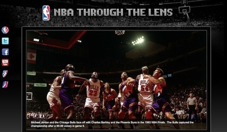 NBA Steps Up Its Social Game for Playoffs   Community Management Tips   Scoop.it
