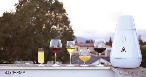 Un objet connecté pour faire son vin à la maison | Vin et Culture | Scoop.it