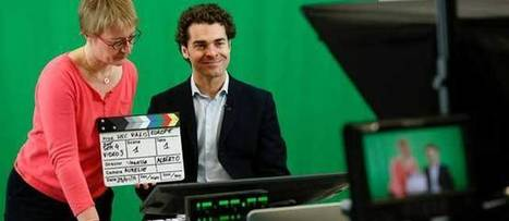 MOOC, quand les profs font leur cinéma - Le Point | MOOC | Scoop.it