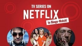 A List of Best TV Series on Netflix to Binge-Watch | All Things Celebrity & Entertainment | Scoop.it