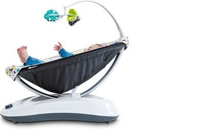 Why Rock Your Rugrat to Sleep When a Robot Can Do It for You? | Radio Show Contents | Scoop.it