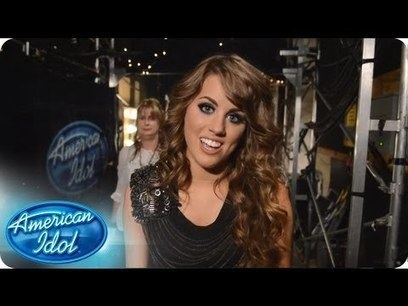 Angie Miller's Top 7 Performance: Immediate Reactions - AMERICAN IDOL SEASON 12 | The Magic of marketing | Scoop.it