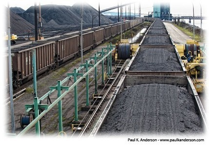 Last Day to Submit Comments or Sign the No Coal Exports Petition | EcoWatch | Scoop.it