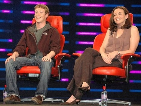 Mark Zuckerberg On Sheryl Sandberg's Book - Business Insider | Business Revision | Scoop.it